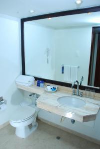 Hotel City House Puerta del Sol, Hotels  Barranquilla - big - 47
