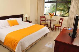 Hotel City House Puerta del Sol, Hotels  Barranquilla - big - 12