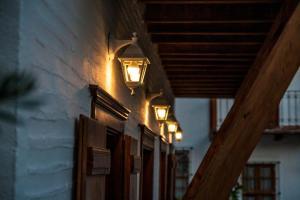 Courtyard, Hotel  Kalkan - big - 36