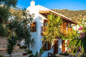 Courtyard, Hotels  Kalkan - big - 50