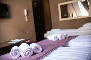 Hotel Fürdőház, Hotely  Nyíregyháza - big - 6