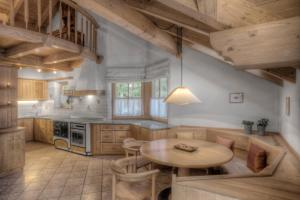 Alexander Mountain-Lodge, Holiday homes  San Vigilio Di Marebbe - big - 8