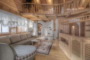 Alexander Mountain-Lodge, Ferienhäuser  St. Vigil - big - 5