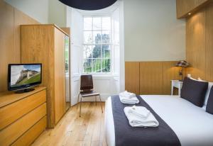 St Giles Apartments, Aparthotels  Edinburgh - big - 17