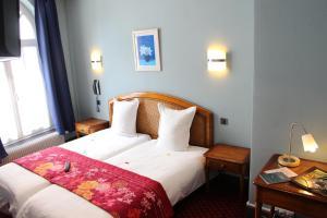 Hôtel Restaurant La Cigogne, Hotels  Munster - big - 3