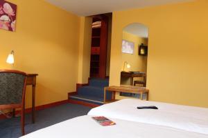 Hôtel Restaurant La Cigogne, Hotels  Munster - big - 4