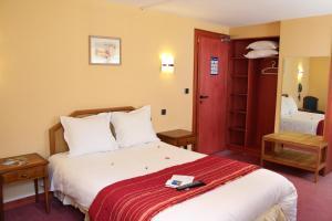 Hôtel Restaurant La Cigogne, Hotels  Munster - big - 6