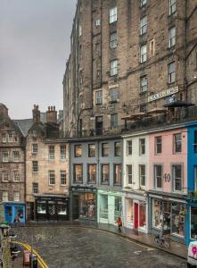 St Giles Apartments, Aparthotels  Edinburgh - big - 18