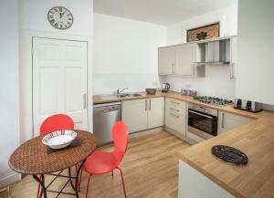 St Giles Apartments, Aparthotels  Edinburgh - big - 23
