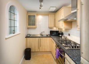 St Giles Apartments, Aparthotels  Edinburgh - big - 25