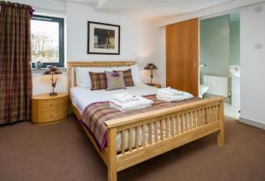 St Giles Apartments, Aparthotels  Edinburgh - big - 34