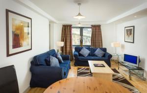 St Giles Apartments, Aparthotels  Edinburgh - big - 35
