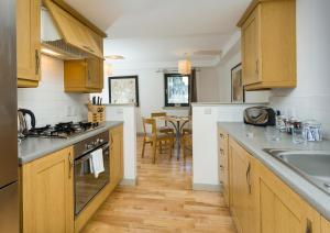 St Giles Apartments, Aparthotels  Edinburgh - big - 36