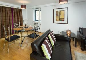 St Giles Apartments, Aparthotels  Edinburgh - big - 38