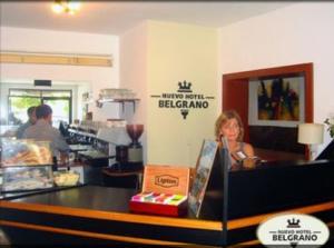 Nuevo Hotel Belgrano, Hotely  San Nicolás de los Arroyos - big - 37
