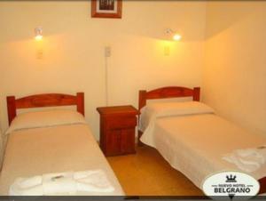 Nuevo Hotel Belgrano, Hotely  San Nicolás de los Arroyos - big - 8