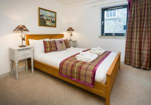 St Giles Apartments, Aparthotels  Edinburgh - big - 43