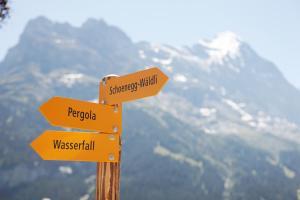 Parkhotel Schoenegg, Hotel  Grindelwald - big - 90