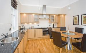 St Giles Apartments, Aparthotels  Edinburgh - big - 9