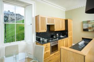 St Giles Apartments, Aparthotels  Edinburgh - big - 65