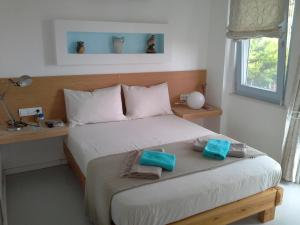 Aspasia House, Bed & Breakfasts  Bozcaada - big - 9