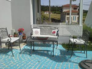 Aspasia House, Bed & Breakfasts  Bozcaada - big - 32