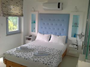 Aspasia House, Bed & Breakfasts  Bozcaada - big - 6