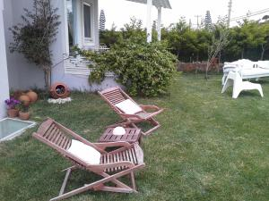 Aspasia House, Bed & Breakfasts  Bozcaada - big - 33