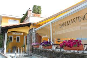 Ristorante Albergo San Martino, Guest houses  Ronco sopra Ascona - big - 1