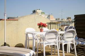 Friendly Rentals Deluxe Paseo de Gracia, Apartmány  Barcelona - big - 36