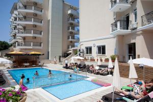 Riviera Hotel & Spa, Hotels  Alanya - big - 27