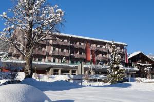 Parkhotel Schoenegg, Hotel  Grindelwald - big - 57