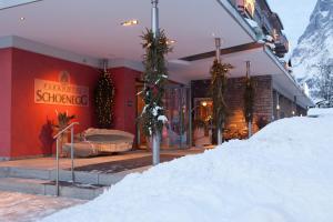 Parkhotel Schoenegg, Hotel  Grindelwald - big - 29