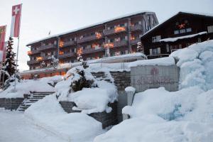 Parkhotel Schoenegg, Hotel  Grindelwald - big - 28