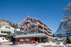 Parkhotel Schoenegg, Hotel  Grindelwald - big - 77