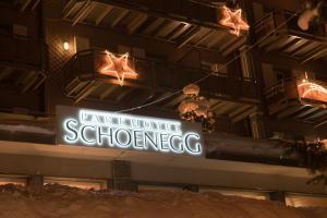 Parkhotel Schoenegg, Hotel  Grindelwald - big - 32