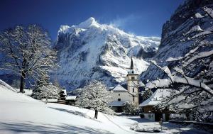 Parkhotel Schoenegg, Hotel  Grindelwald - big - 60