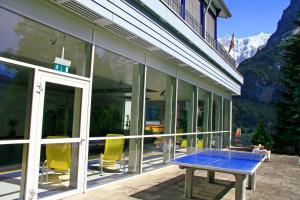 Parkhotel Schoenegg, Hotel  Grindelwald - big - 44