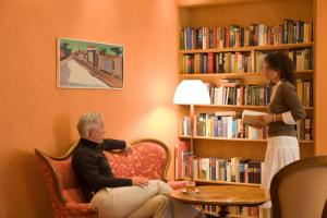 Parkhotel Schoenegg, Hotel  Grindelwald - big - 26