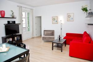 Claris Apartments, Apartments  Barcelona - big - 58