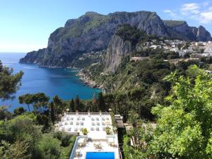 Hotel Villa Brunella, Отели  Капри - big - 26