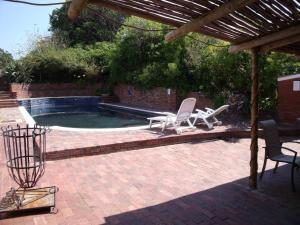 泳池景公寓