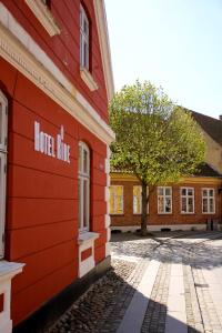 Hotel Ribe, Hostince  Ribe - big - 28