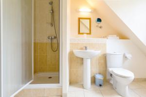 Arromanches Villa Tracy, Affittacamere  Arromanches-les-Bains - big - 54
