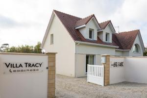 Arromanches Villa Tracy, Affittacamere  Arromanches-les-Bains - big - 62