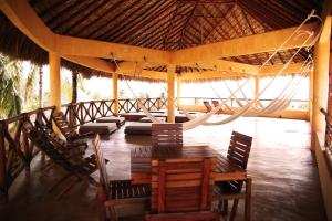 One Love Hostal Puerto Escondido, Hostely  Puerto Escondido - big - 59