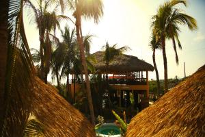 One Love Hostal Puerto Escondido, Hostely  Puerto Escondido - big - 52