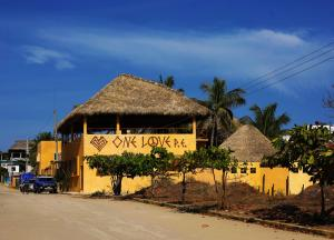 One Love Hostal Puerto Escondido, Hostely  Puerto Escondido - big - 62