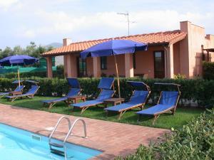Podere San Giuseppe, Apartmanhotelek  San Vincenzo - big - 150