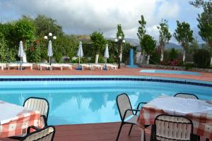 Karavos Hotel Apartments, Aparthotels  Archangelos - big - 38